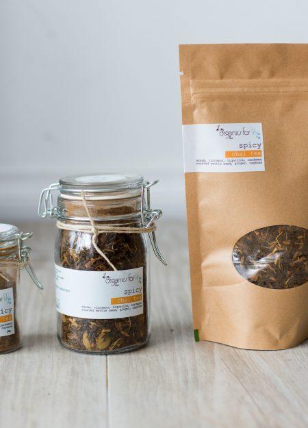 spicey chai - 1