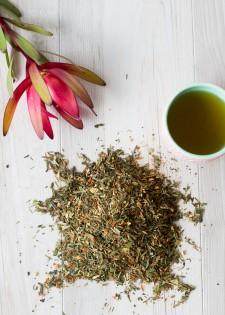 Citrus green tea - 3