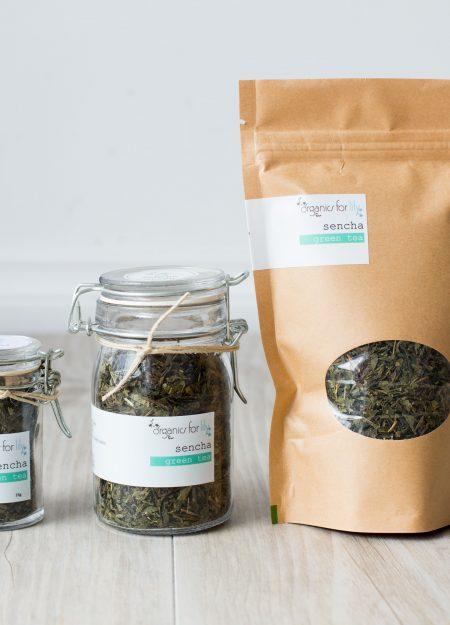 Sencha green tea - 1